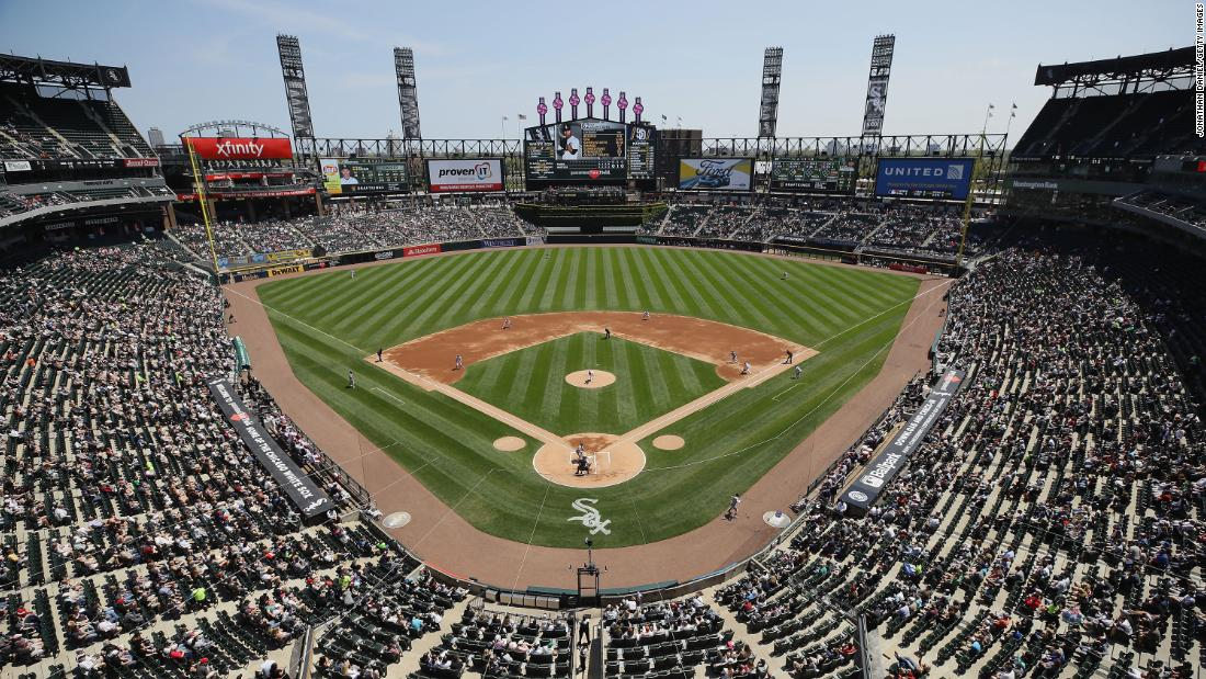 White Sox will extend protective netting to foul poles