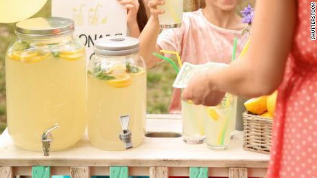 Country Time wants to legalize lemonade stands in all 50 states - CNN