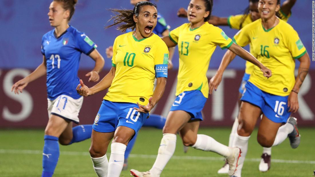 brasil tyskland
