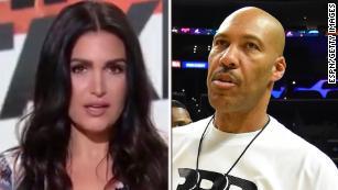 LaVar Ball's 'inappropriate' remark to female ESPN host