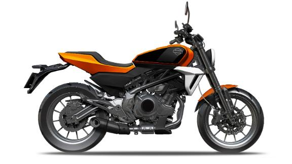 Harley-Davidson has struck a partnership to start making a small motorcycle in China for sale in the country.
