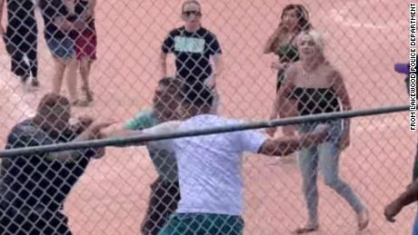 Parents brawl over a 13-year-old umpire's call at youth baseball game. Police say they're 'disgusted'