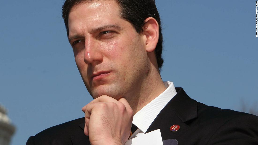 Ryan attends a news conference in Washington in February 2007.