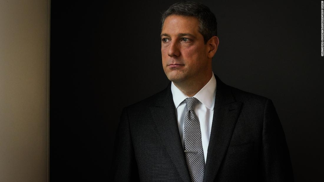 US Rep. Tim Ryan has been in Congress for more than 15 years. He represents what is now known as Ohio's 13th district, an area of northeast Ohio covering Youngstown to Akron.