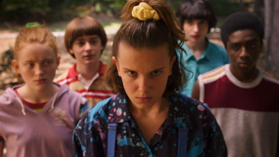 Eleven in 'Stranger Things'