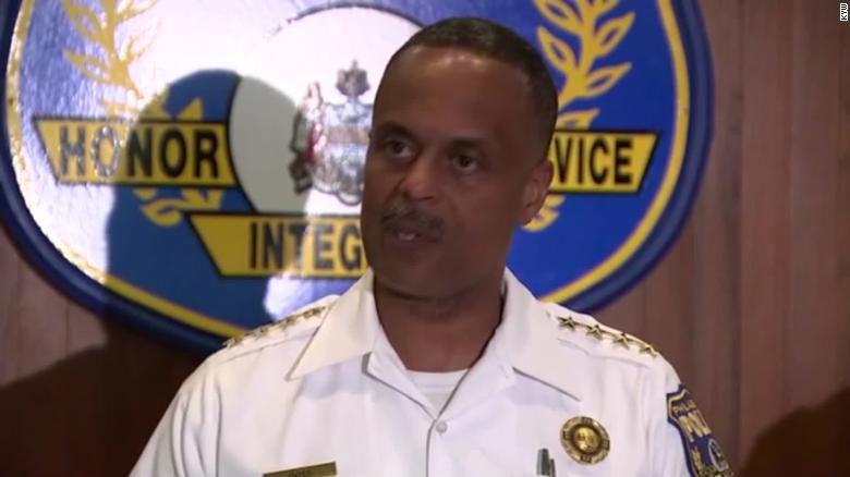 Philadelphia officers off street duty over racist posts