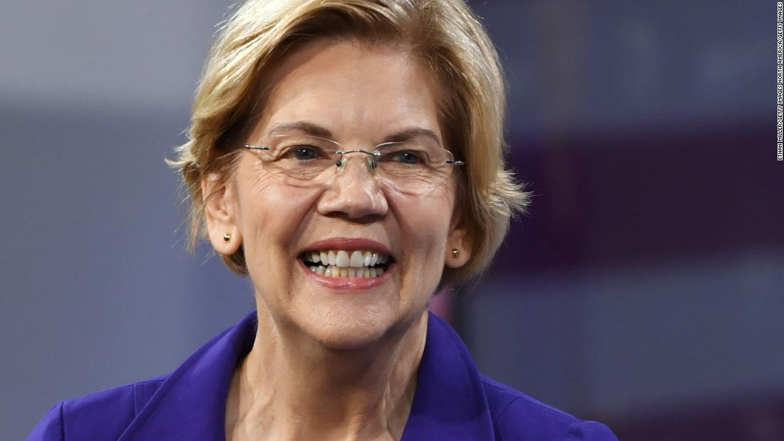 Warren introduces new election security plan