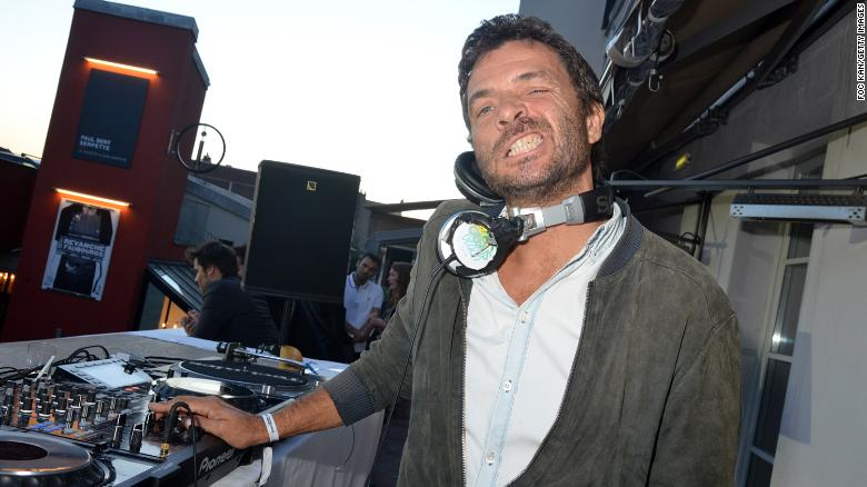 """DJ and producer Philippe """"Zdar"""" Cerboneschi was a pioneer in the French electronic music scene."""