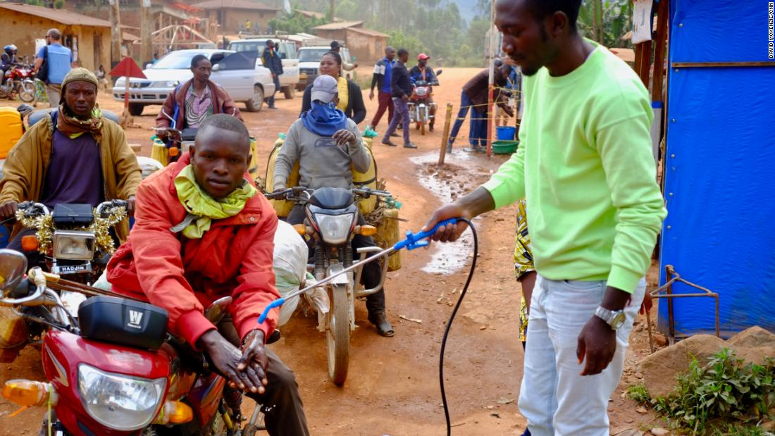 Fighting Ebola is hard but in the Congo mistrust is making it harder