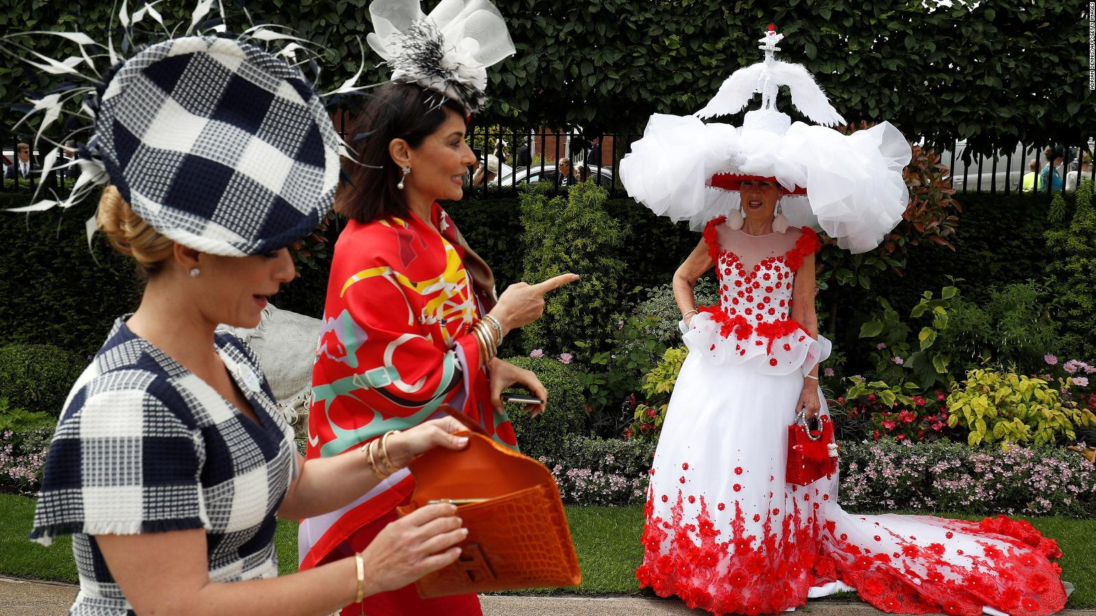 1021550d52e Royal Ascot 2019: The most impressive hats on show - CNN Style
