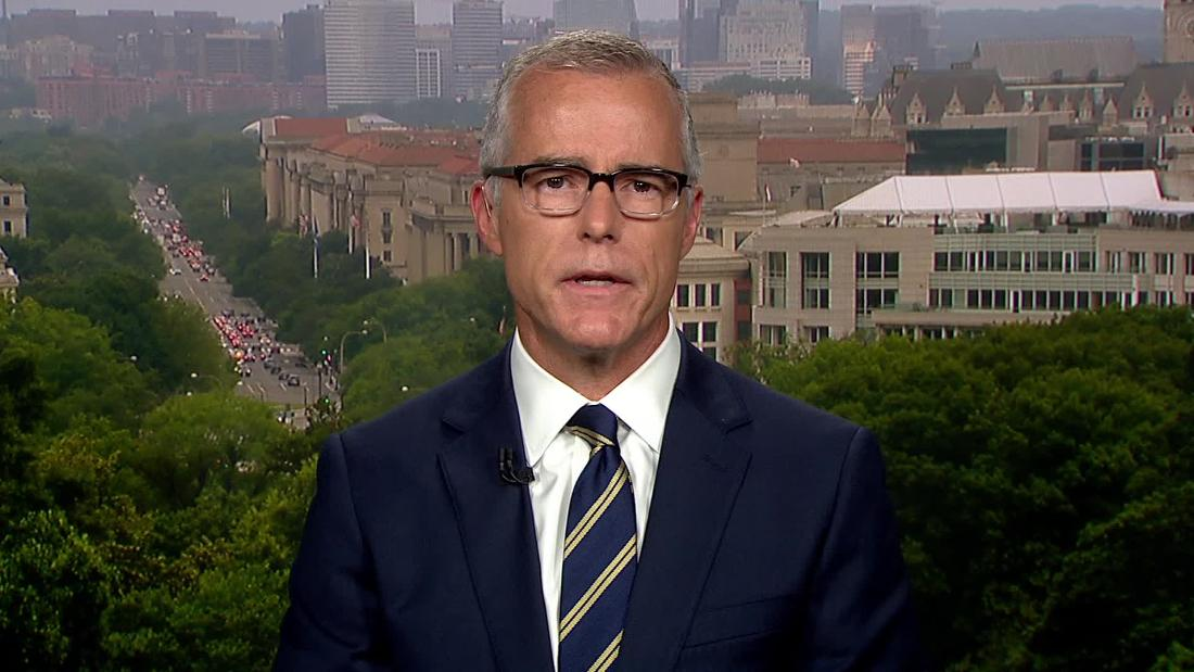 McCabe: Congress should perform an impeachment inquiry