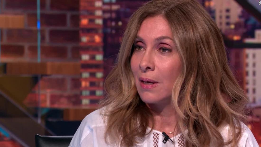 Carole Ghosn calls husband 'a victim of a corporate coup'