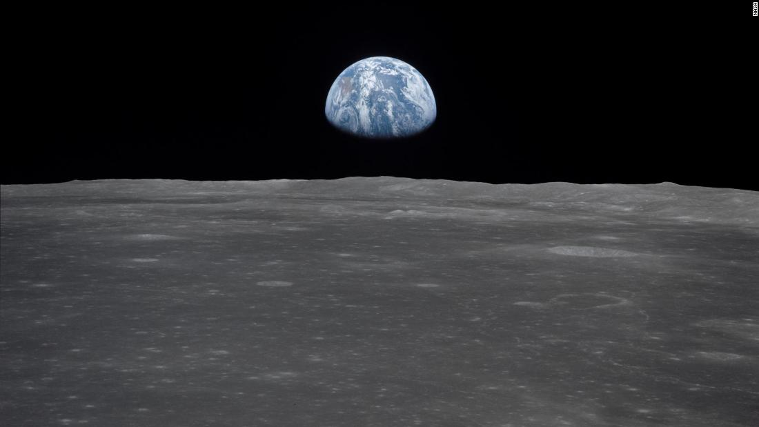 A new mini-moon is about to join Earth's orbit. It could be a booster rocket from the 1960s