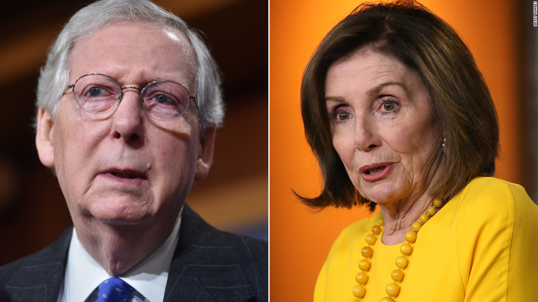 'We didn't solve anything but we are talking': Hill leaders no closer to deal ahead of spending deadline