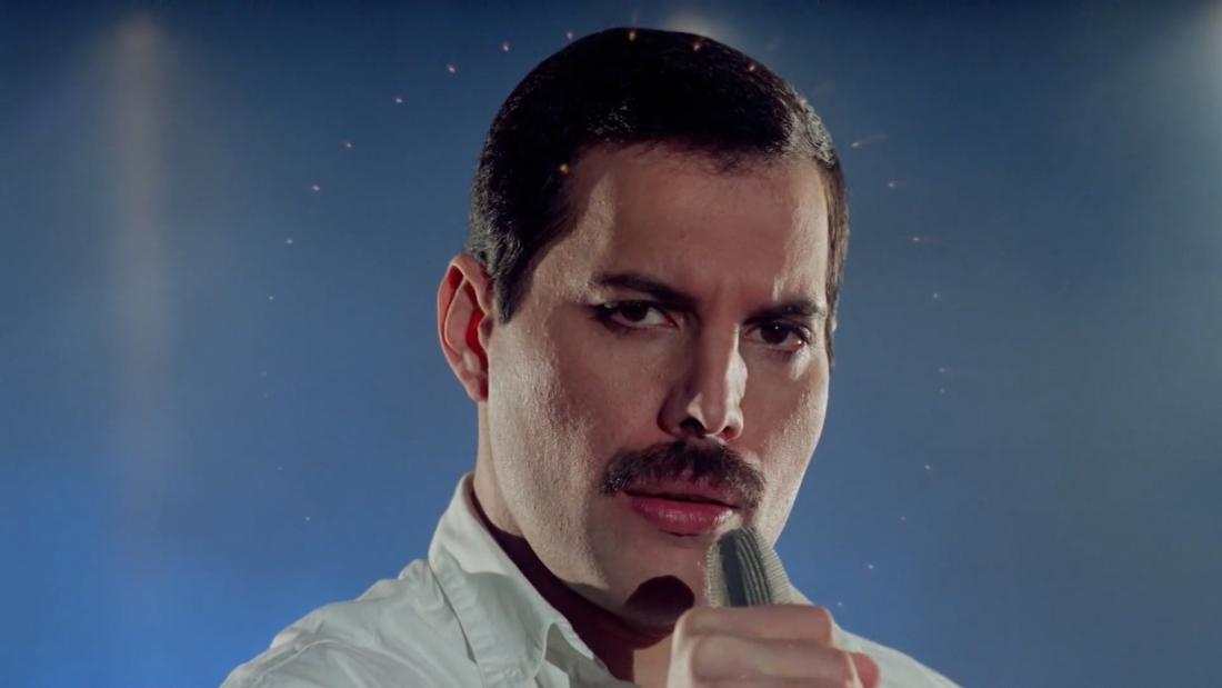 Watch new video of Freddie Mercury singing with just a piano