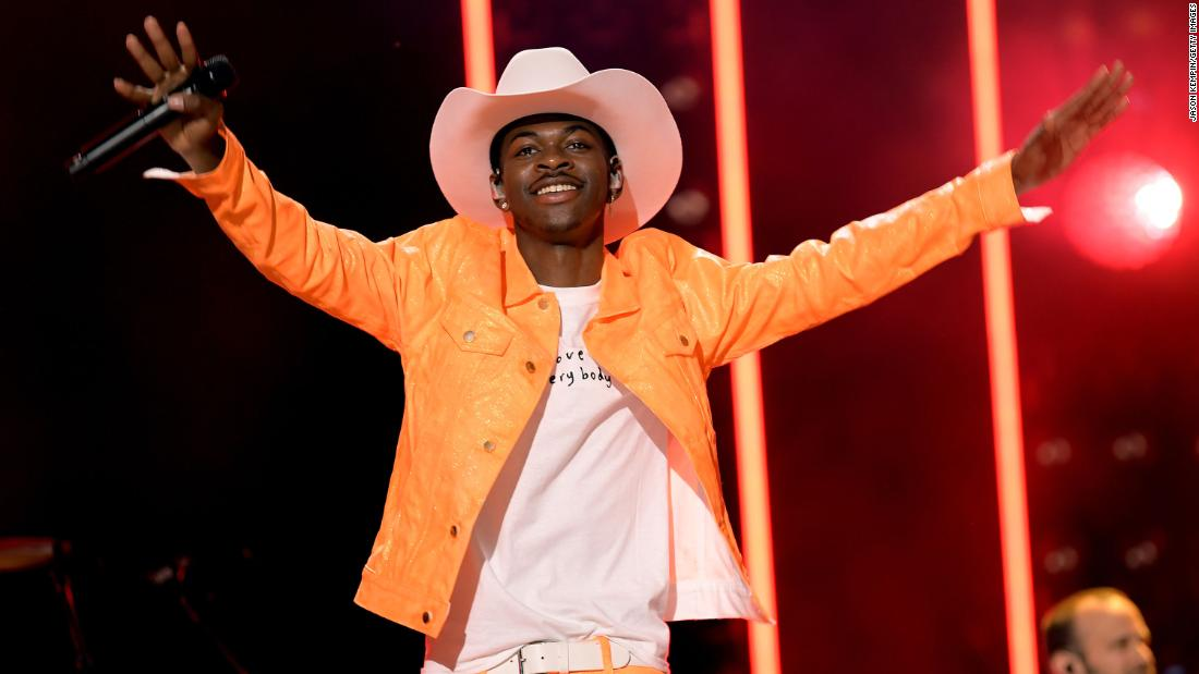 Lil Nas X's new song just made the panini far greater than a sandwich