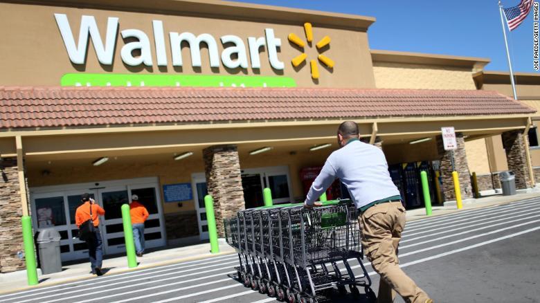 Walmart earnings beat estimates in second quarter