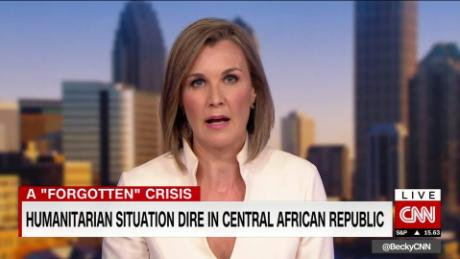 'Forgotten' crisis in Central African Republic