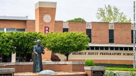 Brebeuf Jesuit Preparatory School in Indianapolis.