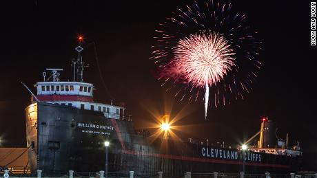 July 4 Fireworks And Events Across The