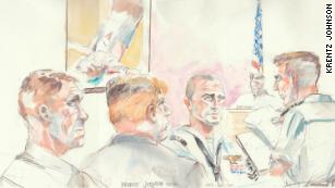 Navy exploring perjury charge against witness in trial of Navy SEAL accused of murder