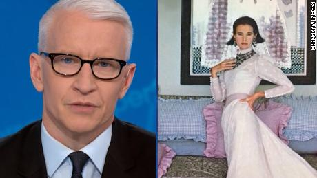 Watch Anderson Cooper's moving tribute to his mom