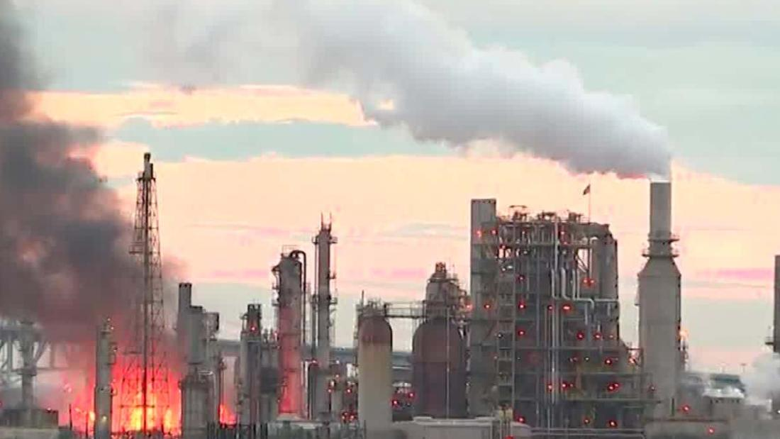 Philadelphia Energy Solutions to shut down refinery that exploded