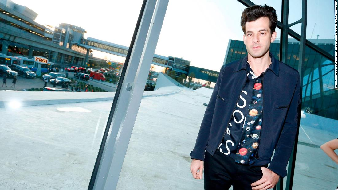 Mark Ronson shares his 'Late Night Feelings'