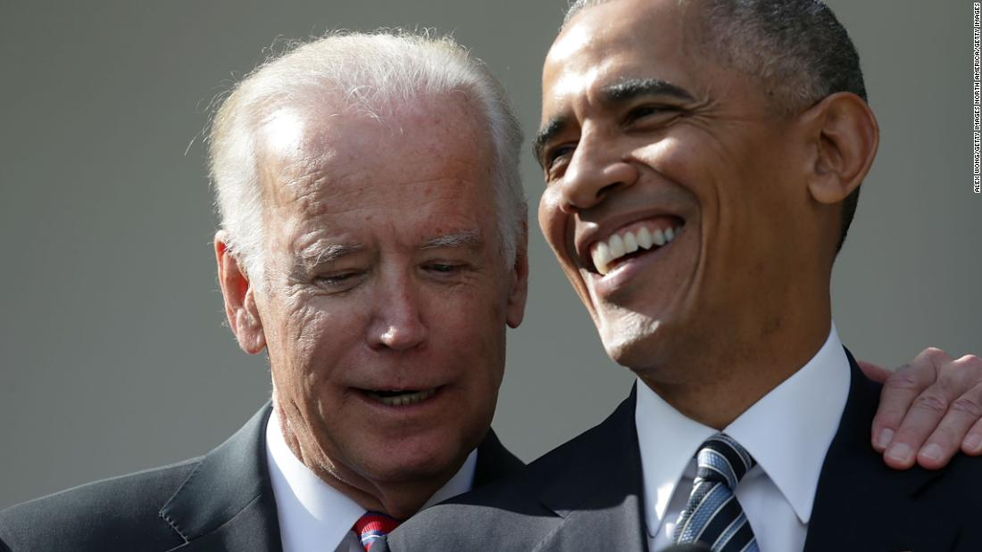 NYT: Obama told Biden he didn't have to run in 2020