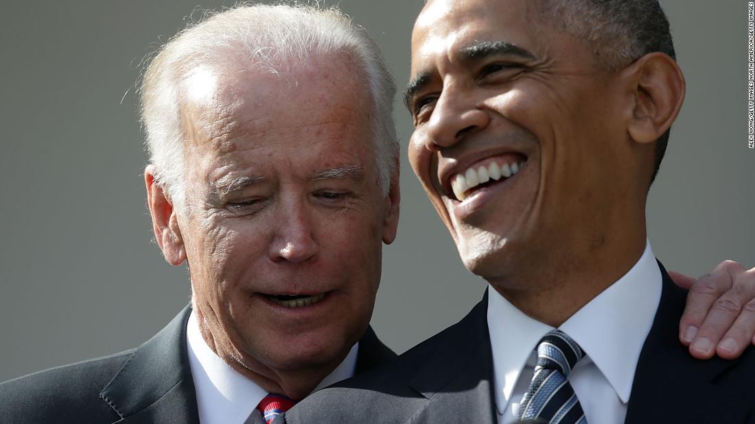 Obama sendet cease-and-desist-Brief an den republikanischen super-PAC über Biden ad