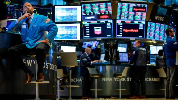 Stocks are set to end an eventful week on a calmer note.