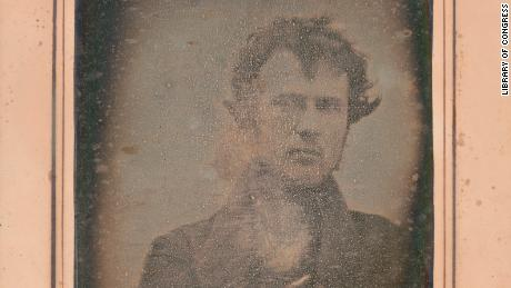 Robert Cornelius is credited with taking the first known selfie in 1839.