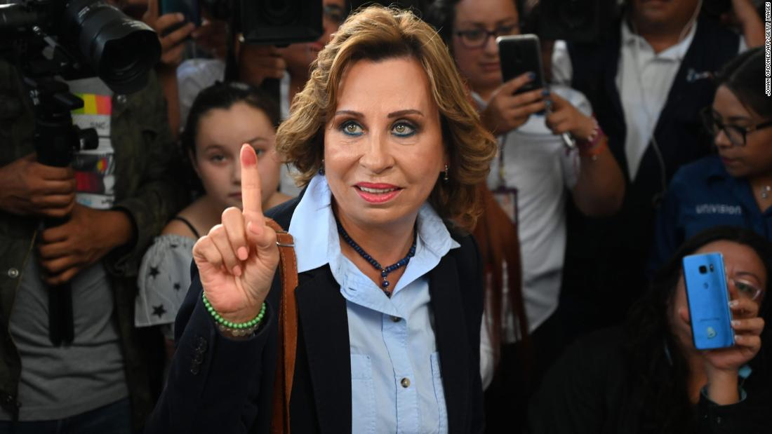 Claims of corruption, drug trafficking and political divorce. Welcome to Guatemala's elections