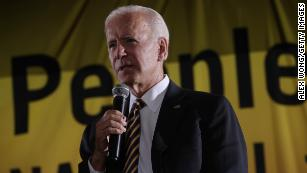 Biden to say Trump 'has fanned the flames of white supremacy in this nation'