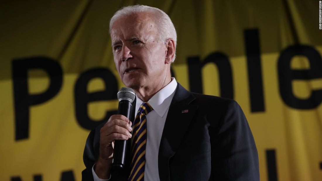 Biden needs to worry about his own party before courting the GOP
