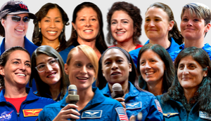 One of these 12 female astronauts will go to the moon