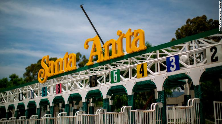 Horse trainers and track investigated after Santa Anita deaths