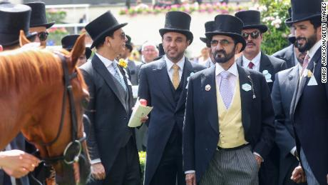 Sheikh Mohammed bin Rashid Al Maktoum is one of the leading figures in horse racing.