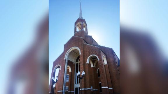 Briarwood Presbyterian Church, in Birmingham, Alabama.