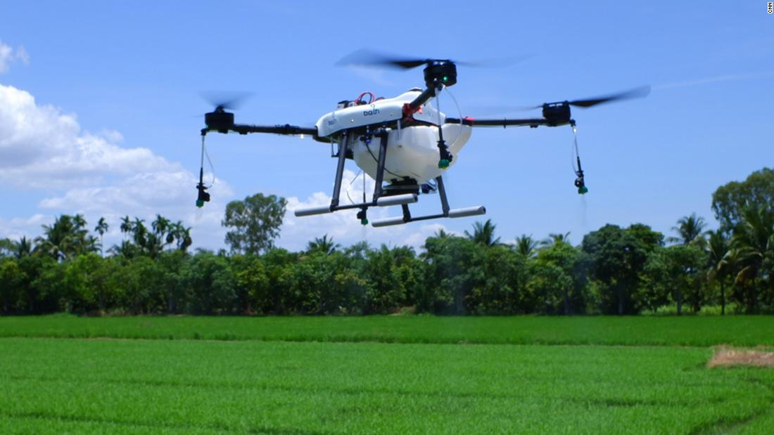 World's most innovative drones