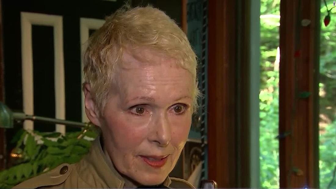 Why didn't E. Jean Carroll speak out sooner about Trump? Look around