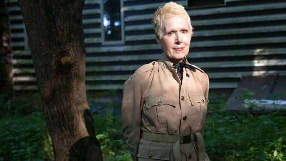 WARWICK, NEW YORK - JUNE 21,2019: E. Jean Carroll at her home in Warwick, NY. (Photo by Eva Deitch for The Washington Post via Getty Images)