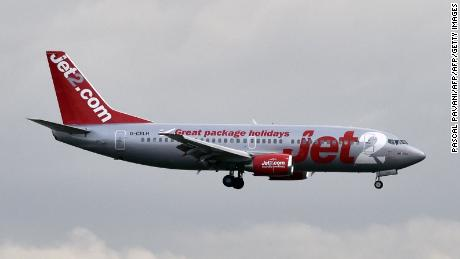 The Jet2 aircraft was escorted back to London Stansted Airport by two RAF jets (file photo).