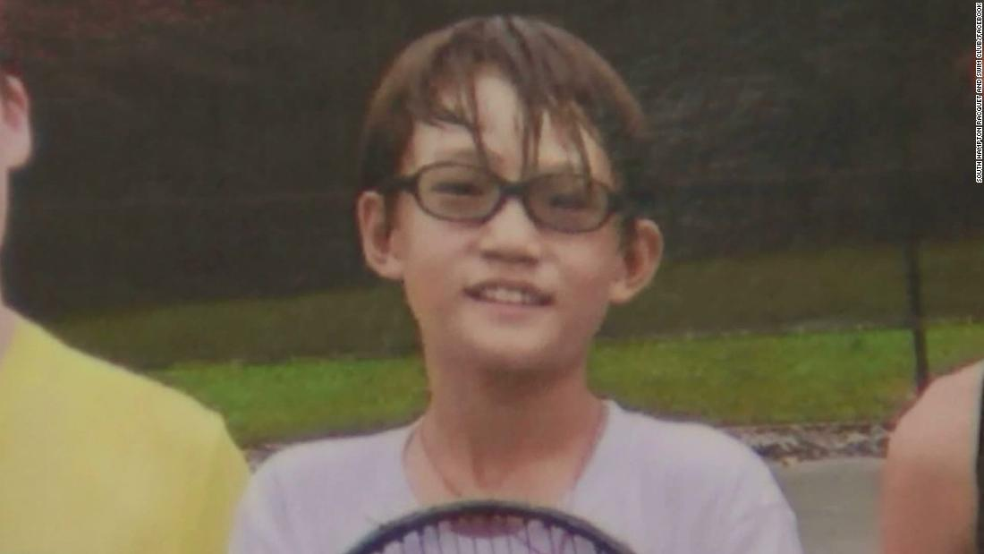 Boy dies after falling in trampoline park