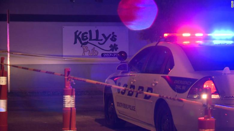 South Bend bar shooting leaves one person dead