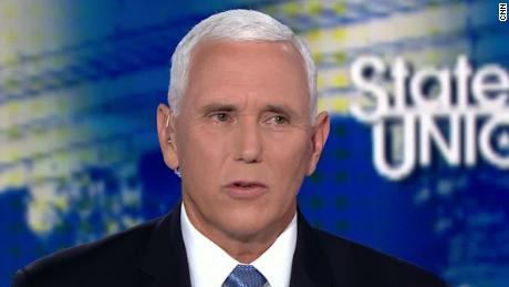 Mike Pence pressed on US-Mexico border facilities