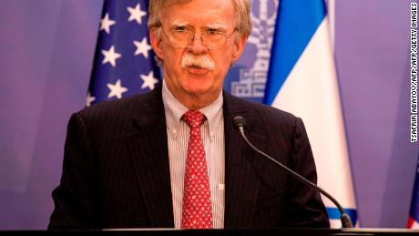 John Bolton to Iran: Do not mistake US prudence for weakness