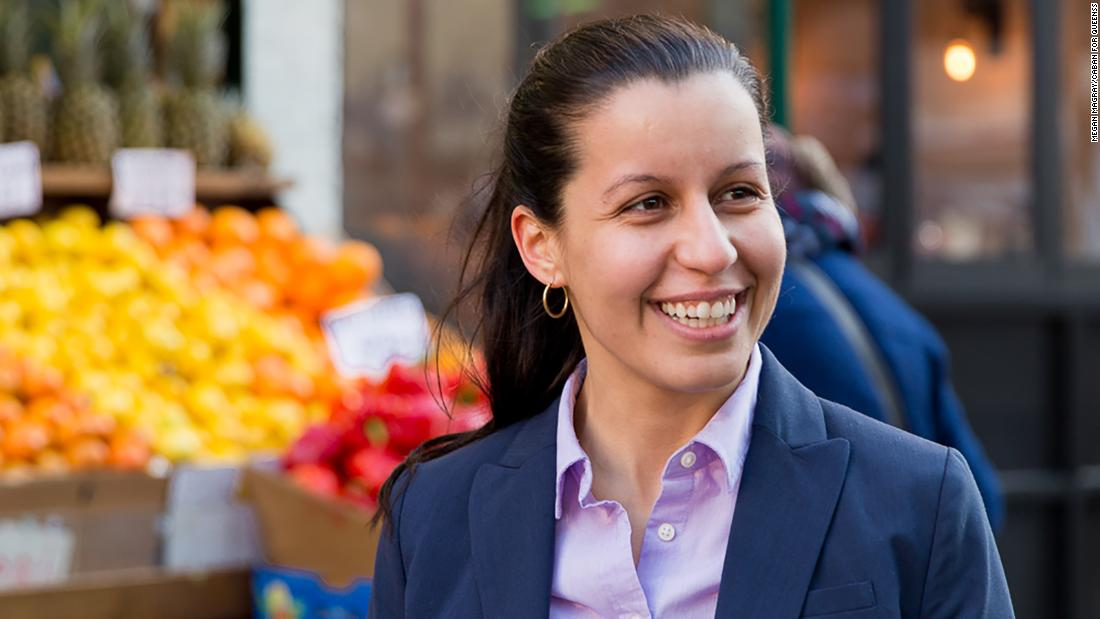 Progressive outsider Tiffany Cabán ahead in Queens Democratic district attorney primary, but race too close to call