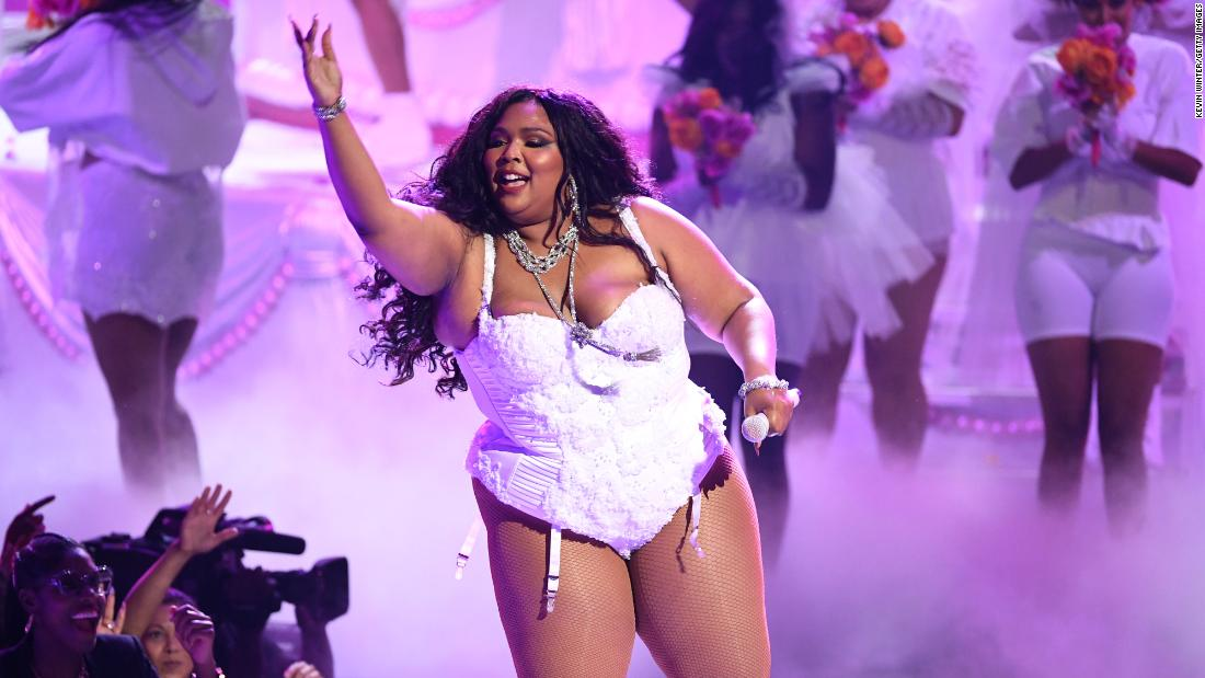 Lizzo saw Rihanna jamming to her at the BET Awards, too