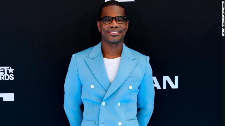 Kirk Franklin, gospel superstar, apologizes for expletive-laden tirade at son